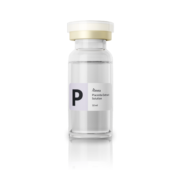 Placenta extract solution