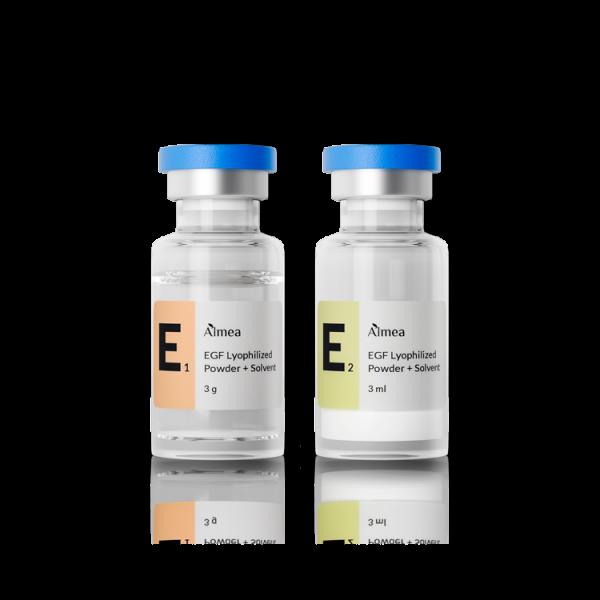 EGF solution (E1 + E2) фото