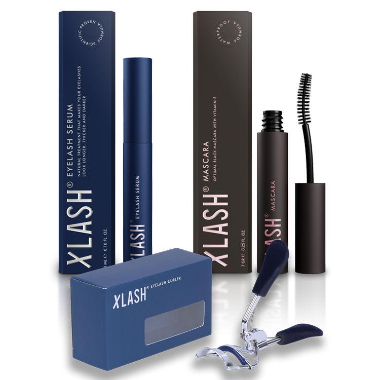 Xlash + Mascara + Curler от Almea