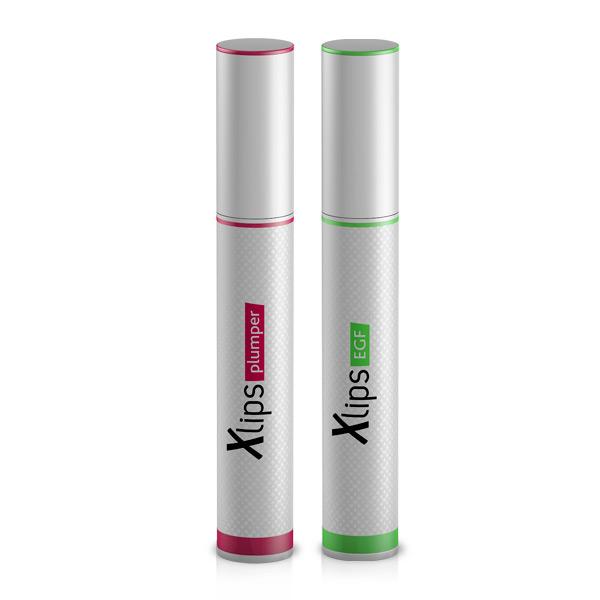 Xlips plumper+Xlips EGF от Almea
