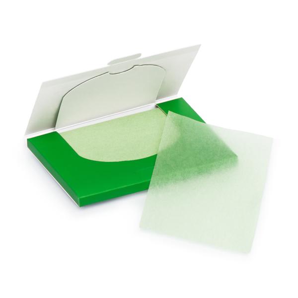 Oil-control paper